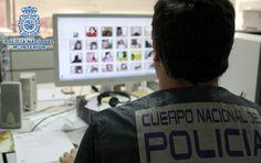 Un barakaldés entre 56 pedófilos detenidos por distribuir fotos de abusos de extrema gravedad