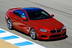 2013 BMW M6 Coupe US Version