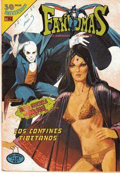 Fantomas, la amenaza elegante fue una clásica serie de historietas mexicana, popular en toda Latinoamérica, publicada durante las décadas de 1960, 1970 y 1980 por la editora de cómics mexicana Editorial Novaro. Basada en el folletín de Allain y Souvestre