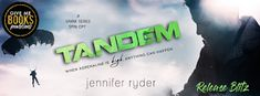 Book Crazy: Release Day Blitz & Giveaway: Tandem by Jennifer Ryder!