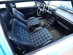 VWVortex.com - Seat upholstery opinions needed (which fabric suits the car best)