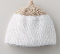 Modèle bonnet lin layette - Modèles Layette - Phildar