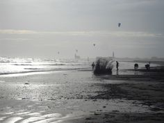 in a windy day, #caorle #italy