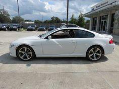 2009 BMW 650 White for sale in Lafayette, LA 70501 - CarFlippa