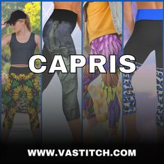 We want to give you the best, provide you the perfect design in achieving that summer bod. Our unique capris is the ideal wardrobe in achieving your fitness goal this year. The design Vastitch creates is specially made to complement any body types. Show off that bum, be a head-turner, and workout in confidence. Wear Vastitch Capris. You Fitness, Fitness Goals, Body Types, Confidence, Capri, Workout, Unique, Summer, How To Wear