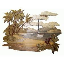 Resultado de imagen para intarsia wood