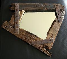 SOLD Handwork Mirrors, Tray, Home Decor, Decoration Home, Room Decor, Trays, Home Interior Design, Mirror, Board