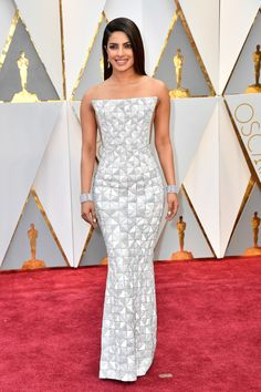 14 People Who Wore White To The 2017 Oscars