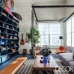 Living Jovem, espaço na Casa Cor RS assinado pela arquiteta Paula Schwartz visa conforto e bem-estar em uma composição multifuncional.
