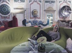 La stanza dei giochi creativi About #easter #design #love #verona  @byblos.art.hotel by andreamarten