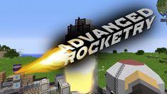 Minecraft Advanced Rocketry Mod 1.12.2/1.11.2  Download