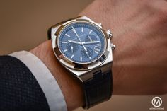 In some cases part of that image is the quantity of money you invested to use a watch with a name like Rolex on it; it is no secret how much watches like that can cost. High End Watches, Men's Watches, Fine Watches, Cool Watches, Elegant Watches, Stylish Watches, Luxury Watches For Men, Beautiful Watches, Gentleman Watch