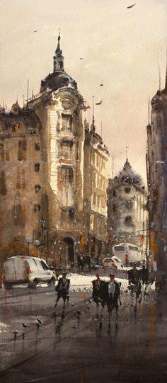 Eugeniu Gorean - The Light of Paris