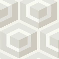 Cole & Son - Geometric - Hexagon - Vertigo Home