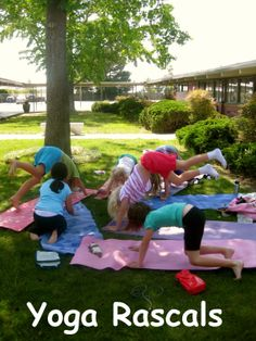Children's Yoga Teacher Training - #YogaEvent in La Mesa, CA, USA on Friday, Jan 31 - 2014