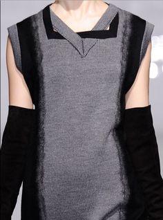 Decorialab knitwear Studio www.decorialab.com — A Degree Fahrenheit Fall 2013 The Dress & Co....