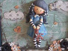 Olá!! Mais um quadrinho com uma bonequinha inspirado nas ilustrações de Suzanne Woolcott!! Fiz para minha sobrinha!! Enjoy!! XOXO ...
