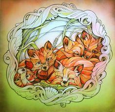 Simply Creative: Animal Drawings by Alice Macarova