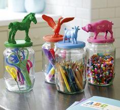 Chambre enfant Trop de jouets ! Comment les ranger ?