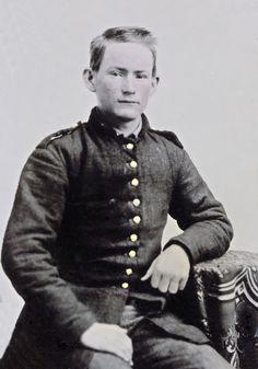 4 Civil War Photo Prints Portraits Confederate Soldiers