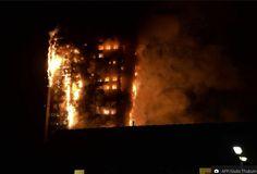Gigantesque incendie à Londres «Ils agitaient les bras à la fenêtre»
