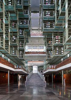 Mexico City : Vasconcelos Library