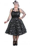 Domino Dollhouse - Plus Size Clothing: Creepy 50s Dress