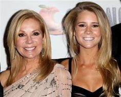 Kathie Lee's showbiz advice to Cassidy: 'Hang in there' Kathie Lee Gifford, People News, Positive People, Famous Stars, Today Show, Mother And Child, Beautiful People, Hair Beauty, Hollywood