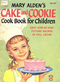 Vintage Children's Cook Book