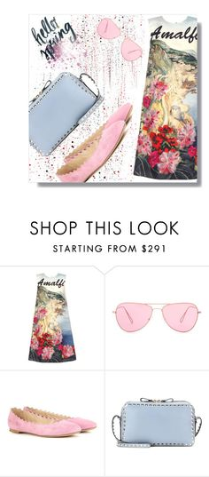 """""""hello spring"""" by shoalehnia ❤ liked on Polyvore featuring Dolce&Gabbana, Isabel Marant, Chloé and Valentino"""