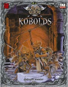 The Slayer's Guide To Kobolds: Various: 9781903980989: Amazon.com: Books