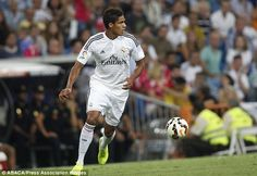 Varane, on the other hand, has won the Champions League and La Liga since joining Real Mad...