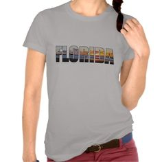 Florida Sunrise T Shirts