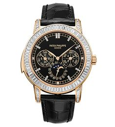 PATEK PHILIPPE SA - Grand Complications Ref. 5073R-001 Rose Gold