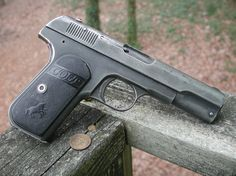 32 ca Colt 1911, designed by John Browning over 100 years ago, always the favorite to shoot.