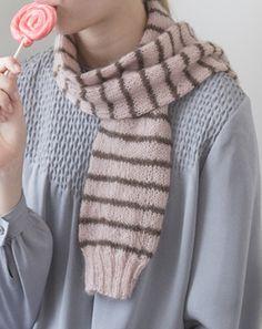 ボーダーマフラー. The smock. Knit Cowl, Cowls, Scarves, Knitting, Fashion, Tricot, Scarfs, Moda, Fashion Styles