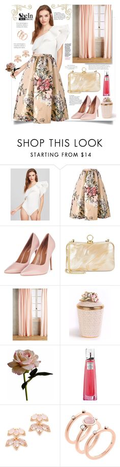 """""""Romwe.One Shoulder Layered Ruffle Trim Bodysuit"""" by natalyapril1976 ❤ liked on Polyvore featuring Fendi, Topshop, Halston Heritage, Anthropologie, Jay Strongwater, Abigail Ahern, Givenchy, Kate Spade and Michael Kors"""