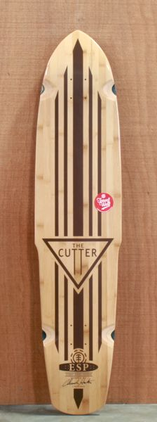 "Element 44"" Cutter Longboard Deck"