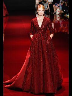elie saab haute couture 2014 | Le défilé Elie Saab Haute-Couture Automne-Hiver 2013-2014