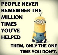 Amusing Minions photos with quotes (11:19:43 AM, Tuesday 04, August 2015 PDT)
