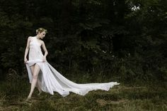 Alfons Mucha inspired Model: Karolína Koblenová https://www.facebook.com/KKoblenova #pre-raphaelite