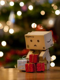 Danbo's Presents | Flickr - Photo Sharing!