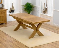 Bonsoni is proud to present this Amalfie Dining Table. This is a beautiful, strong, and sturdy Dining Table. This Amalfie Dining Table has Lacquered finish and Minor Assembly Required. Crafted from strong oak, the Amalfie Dining Tab Oak Extending Dining Table, Solid Oak Dining Table, Dining Table Online, Oak Table, Extendable Dining Table, Dining Table Chairs, Corner Dining Set, Round Dining Set, Mark Harris