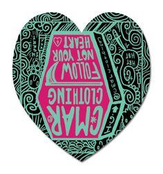 Full color custom heart shaped sticker Customized Stickers, Heart Month, Color Heart, Personalized Labels, Stickers Online, Bumper Stickers, Heart Shapes, American, Stuff To Buy