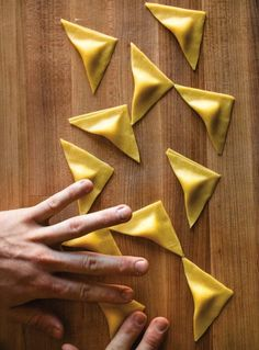 How to make stuffed pasta from Chef Thomas McNaughton of SF's Flour + Water