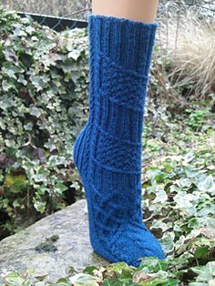 Introducing the ultimate mystery sock! Co-designed by Claire Ellen and Heidi Nick. Free pattern!
