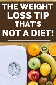 This weight loss tip doesn't have to do with what's on your plate - but focuses on how you're eating! Learn more about this weight loss hack that may get the scale moving without even having to go on any diet!