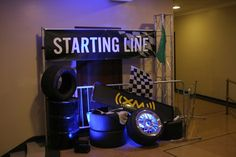 Hosting a Corporate Party with a Racing Car Theme | Event Theme Tips