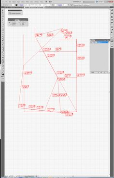Using Adobe Illustrator—and Astute Graphics VectorScribe plugIn HUGE HELP!—for flat pattern drafting