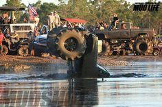 mud trucks